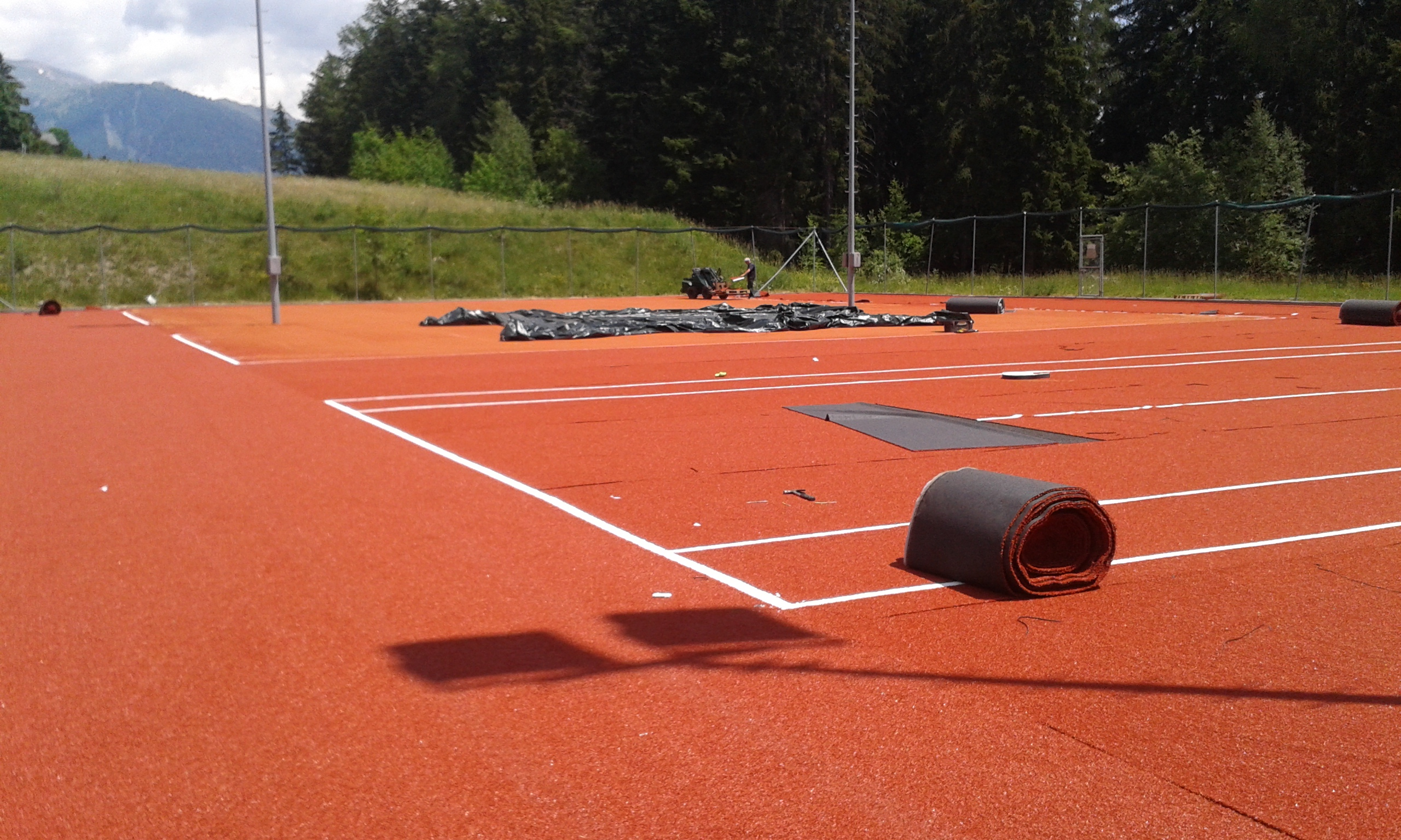 Artificial Clay Court Costs