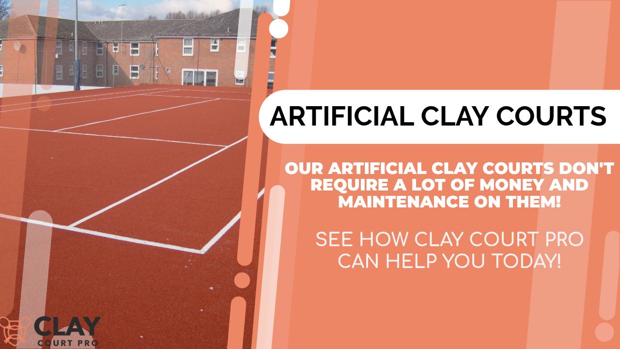 How Do You Maintain a Clay Tennis