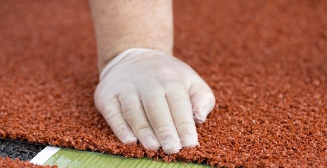 Synthetic Clay Court Repairs in Alport